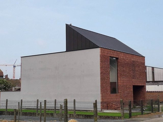 Потворна бельгійська архітектура, яка дивує: епічні фото - фото 414101