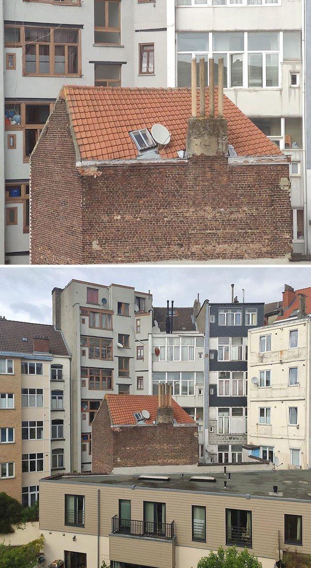 Потворна бельгійська архітектура, яка дивує: епічні фото - фото 414105