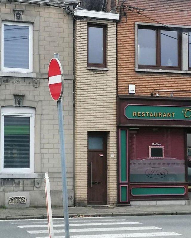 Потворна бельгійська архітектура, яка дивує: епічні фото - фото 414106