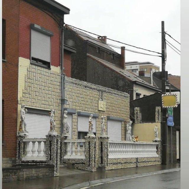 Потворна бельгійська архітектура, яка дивує: епічні фото - фото 414110