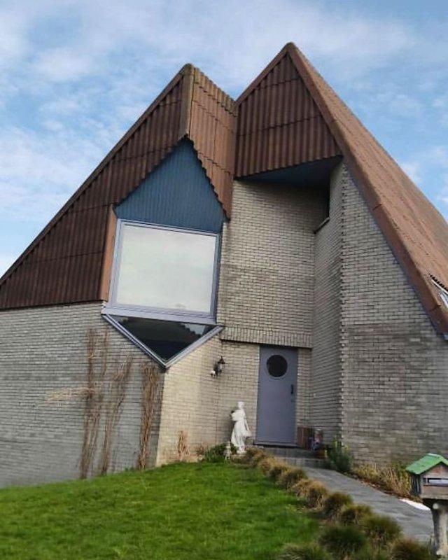 Потворна бельгійська архітектура, яка дивує: епічні фото - фото 414112