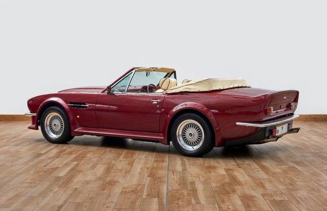 Вінтажний Aston Martin Девіда Бекхема продають за пів мільйона - фото 414336