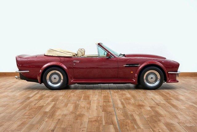 Вінтажний Aston Martin Девіда Бекхема продають за пів мільйона - фото 414338