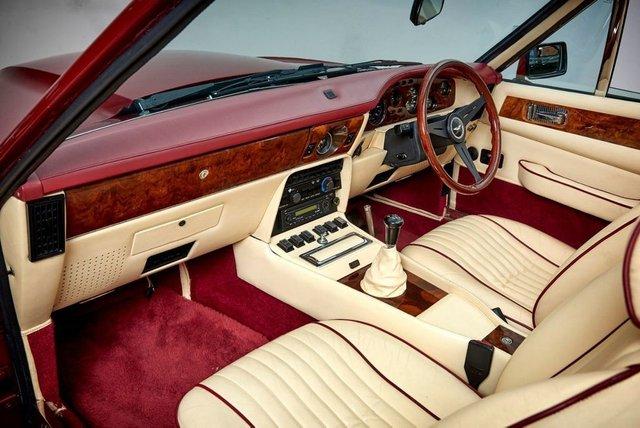 Вінтажний Aston Martin Девіда Бекхема продають за пів мільйона - фото 414339