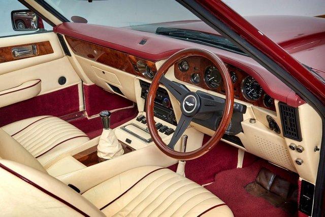 Вінтажний Aston Martin Девіда Бекхема продають за пів мільйона - фото 414340