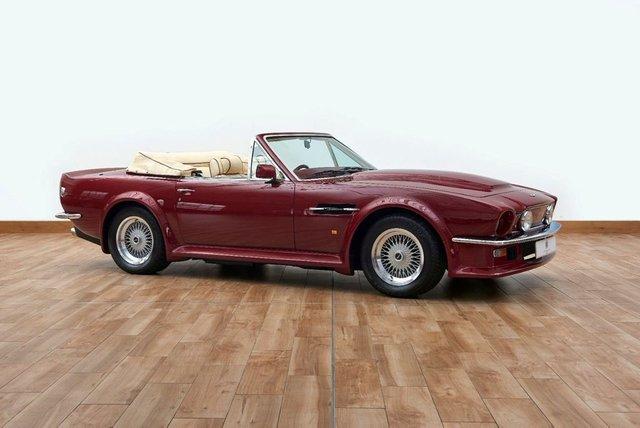 Вінтажний Aston Martin Девіда Бекхема продають за пів мільйона - фото 414342
