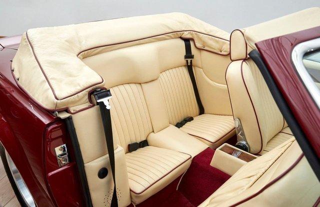 Вінтажний Aston Martin Девіда Бекхема продають за пів мільйона - фото 414343