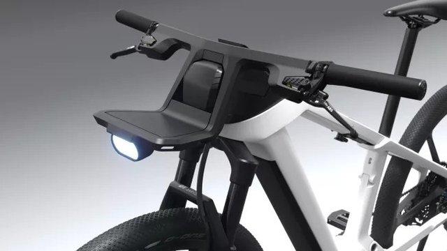 Bosch представила електричний велосипед майбутнього: фото концепту - фото 414375