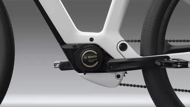 Bosch представила електричний велосипед майбутнього: фото концепту - фото 414376