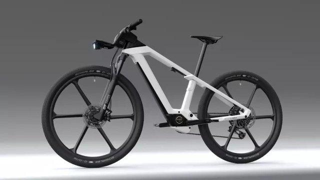 Bosch представила електричний велосипед майбутнього: фото концепту - фото 414378