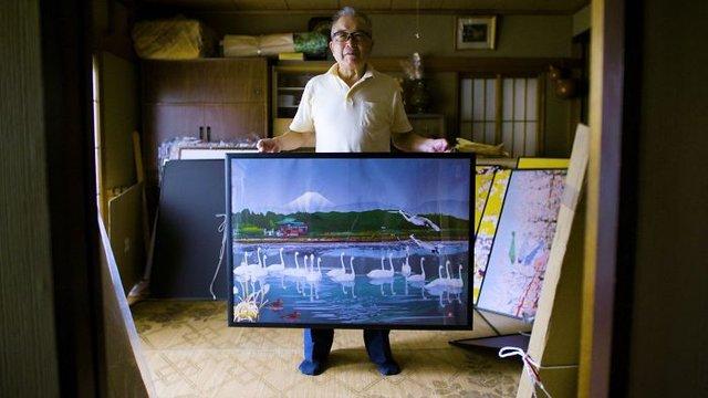 80-річний японець створює шедевральні картини у Microsoft Excel - фото 414536