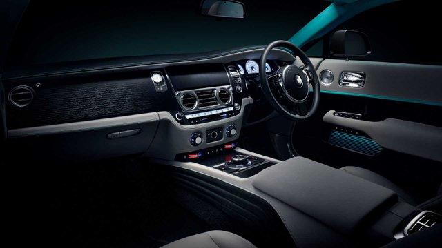 Rolls-Royce зашифрував таємне послання в автомобілі Wraith Kryptos - фото 414629