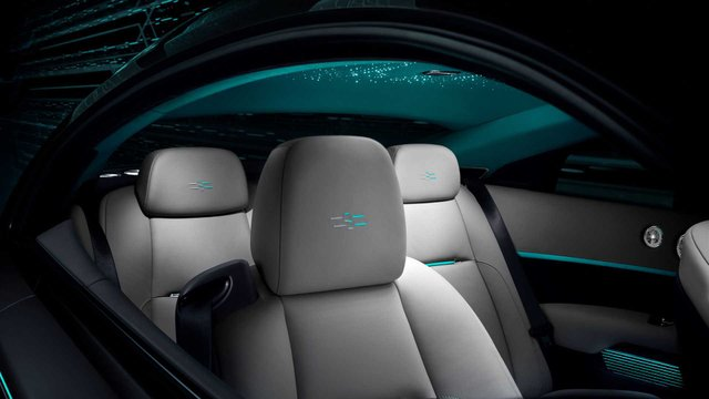 Rolls-Royce зашифрував таємне послання в автомобілі Wraith Kryptos - фото 414633