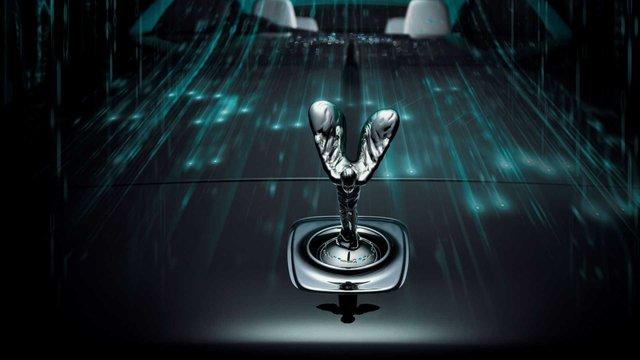 Rolls-Royce зашифрував таємне послання в автомобілі Wraith Kryptos - фото 414634