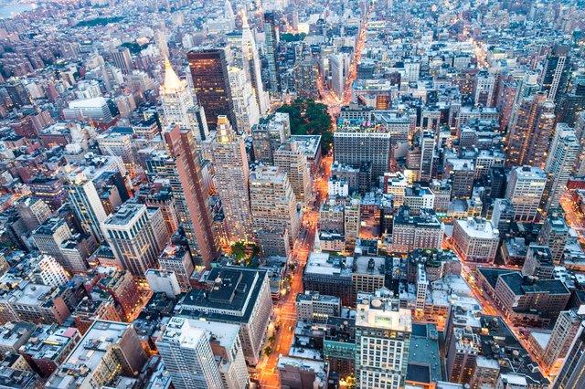 Перше місце у рейтингу посів Нью-Йорк - фото 414733