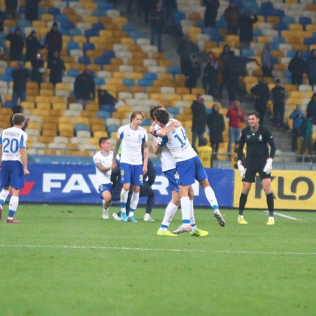ДИНАМО – ВОРСКЛА ▶ дивитись онлайн фінал Кубка України 2020 - фото 414751