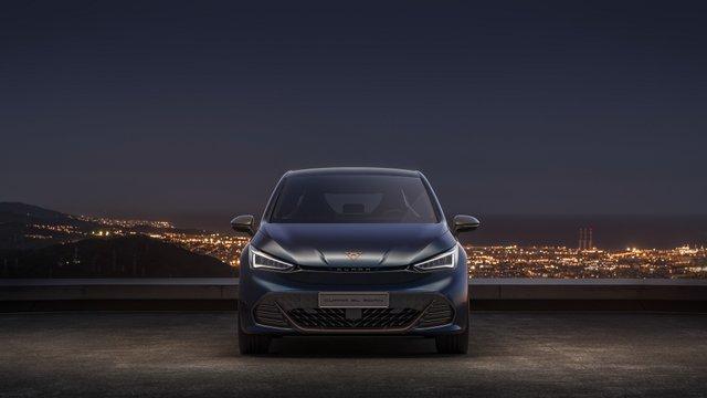 SEAT представили свій перший електромобіль - фото 414829