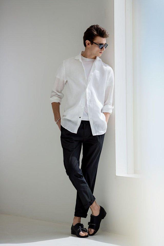 З чим носити і як поєднувати сандалі чоловікам: 10 модних ідей у фото - фото 414840