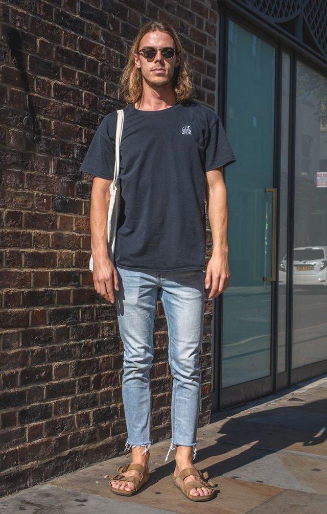 З чим носити і як поєднувати сандалі чоловікам: 10 модних ідей у фото - фото 414846