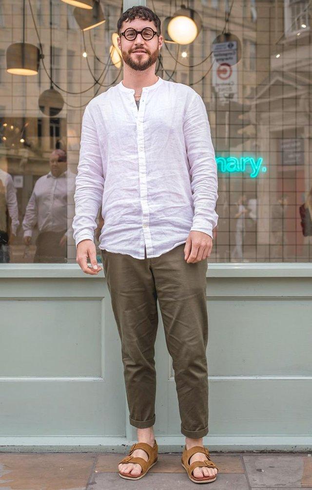 З чим носити і як поєднувати сандалі чоловікам: 10 модних ідей у фото - фото 414847
