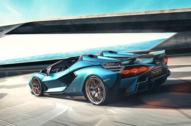 Перший серійний гібрид Lamborghini позбувся даху та став ексклюзивним - фото 414868