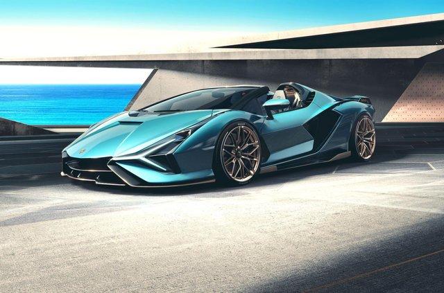 Перший серійний гібрид Lamborghini позбувся даху та став ексклюзивним - фото 414870