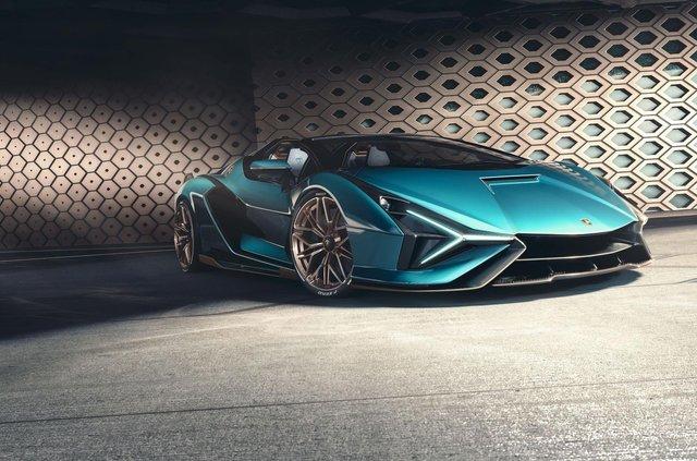 Перший серійний гібрид Lamborghini позбувся даху та став ексклюзивним - фото 414875