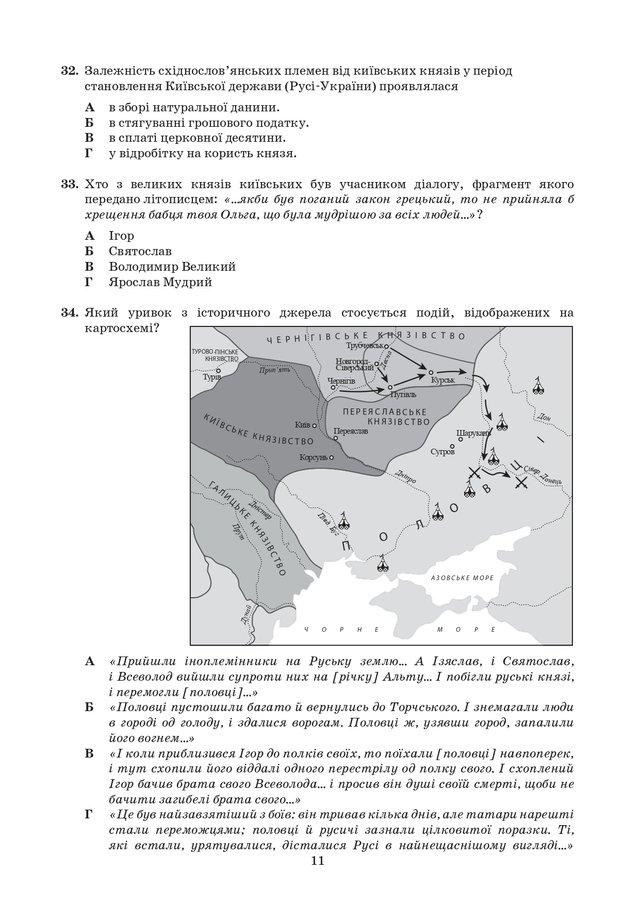 ЗНО з історії України 2020: опубліковані завдання цьогорічного тесту - фото 414923