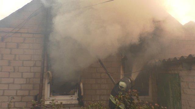 Рятувальники показали наслідки пожеж на Луганщині - фото 415080
