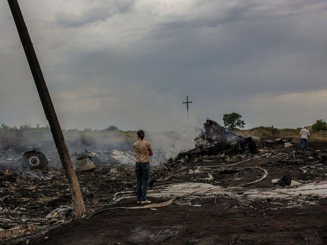MH17 - фото 415263