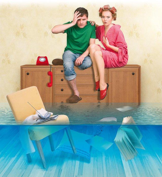 Що робити, якщо вас затопили сусіди? - фото 415584