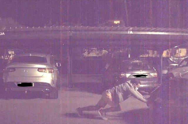 Бортові камери Tesla зняли викрадення Porsche: епічне відео - фото 415944