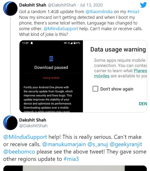 Xiaomi закликала власників Mi A3 не оновлювати свої смартфони: в чому причина - фото 416020