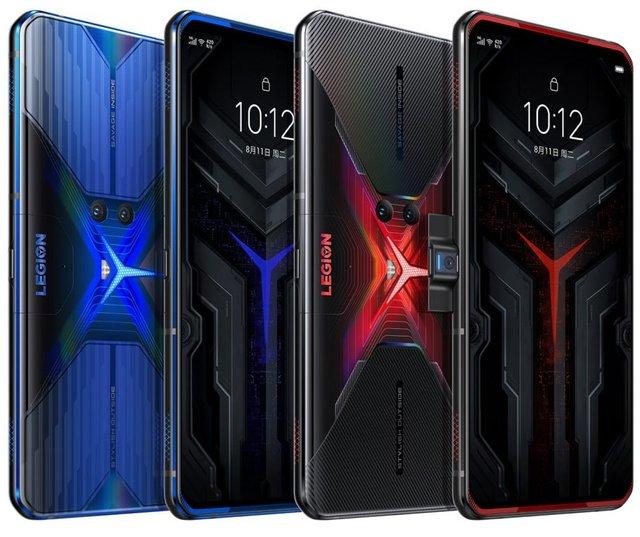 Lenovo Legion Phone Duel: 2 акумулятори, бокова камера та Snapdragon 865+ - фото 417058