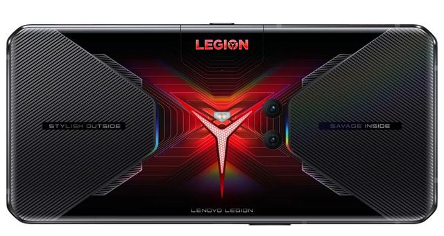 Lenovo Legion Phone Duel: 2 акумулятори, бокова камера та Snapdragon 865+ - фото 417061