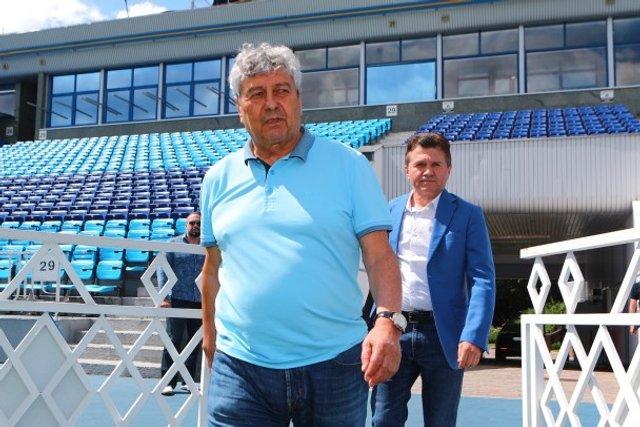 Мірча Луческу став головним тренером київського Динамо: перший коментар - фото 417206
