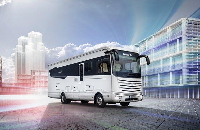 Німецька компанія Concode представила будинок на колесах з гаражем всередині: ефектні фото - фото 417243