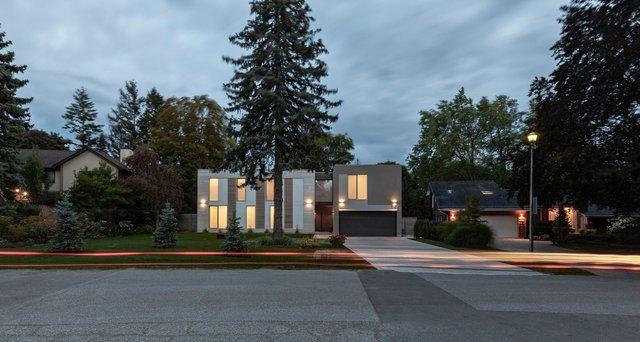 Як виглядає сучасний сімейний дім у Канаді - фото 417464