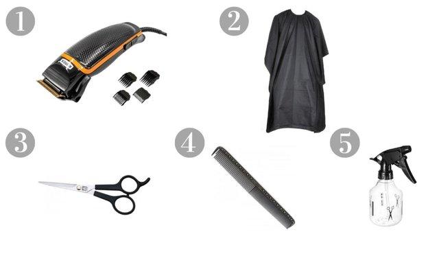 Як підстригти волосся в домашніх умовах: пам'ятка для чоловіків - фото 417558