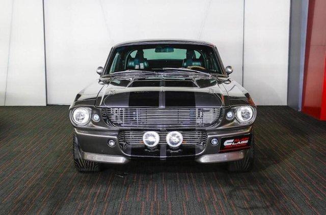 Викрасти за 60 секунд: Ford Mustang з культового фільму продають за 10 мільйонів гривень - фото 417739
