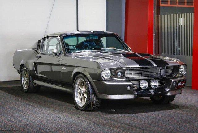 Викрасти за 60 секунд: Ford Mustang з культового фільму продають за 10 мільйонів гривень - фото 417744