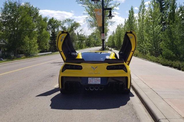Історія, яка вражає: незрячий канадієць прозрів і відразу ж купив собі Chevrolet Corvette - фото 417961