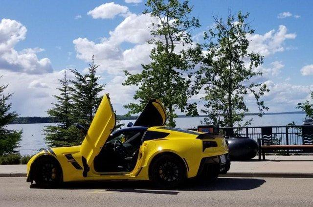 Історія, яка вражає: незрячий канадієць прозрів і відразу ж купив собі Chevrolet Corvette - фото 417963