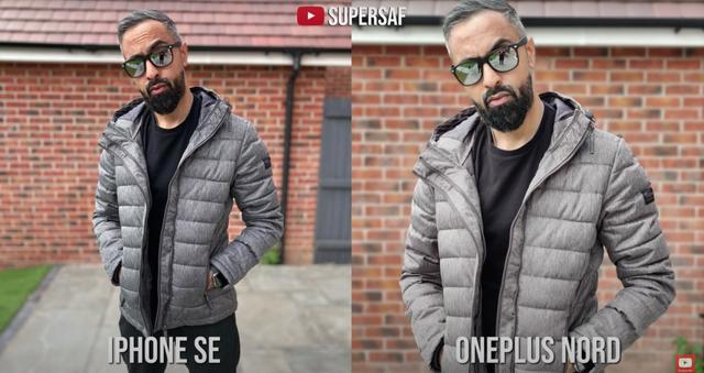 OnePlus Nord VS iPhone SE: блогер порівняв камери 'бюджетників' обох компаній - фото 418022
