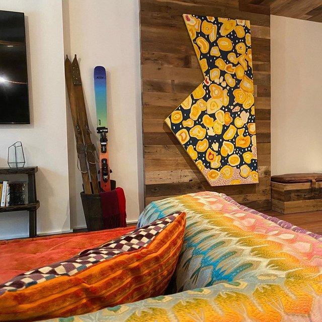 У мережі висміяли дизайн квартири Джіджі Хадід - фото 418085