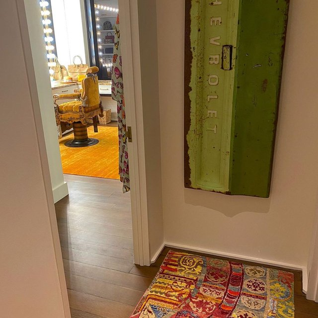 У мережі висміяли дизайн квартири Джіджі Хадід - фото 418086
