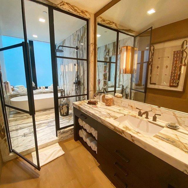 У мережі висміяли дизайн квартири Джіджі Хадід - фото 418092