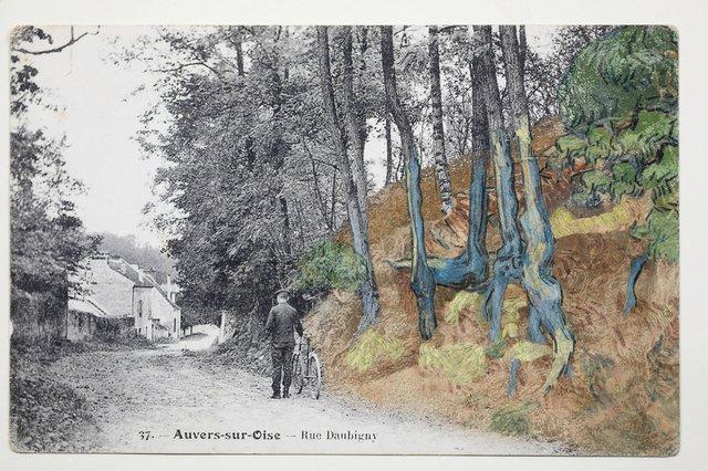 Знайдено місце, де Ван Гог намалював свою останню картину: фотофакт - фото 418146