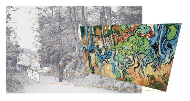 Знайдено місце, де Ван Гог намалював свою останню картину: фотофакт - фото 418147