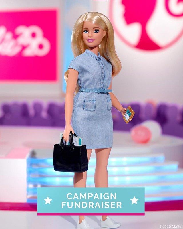 Барбі з амбіціями президента: Mattel випустить політичну колекцію ляльок - фото 418201